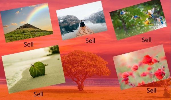Online फोटो कैसे बेचें